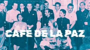 Manifiesto <i> Café de La Paz</i> – Club de lectura